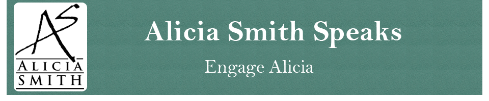 Alicia Smith Speaks Engage Alicia