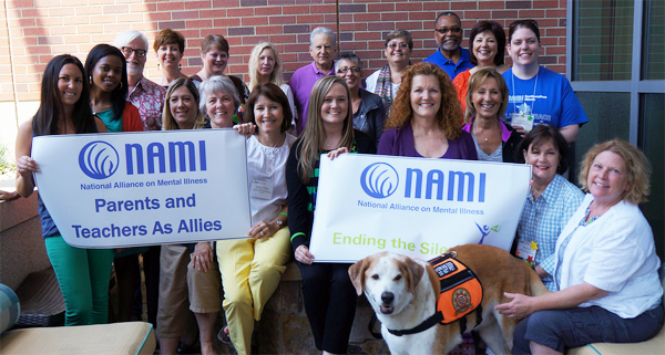 NAMI Ending the Silence and Parents & NAMI Teachers as Allies programs